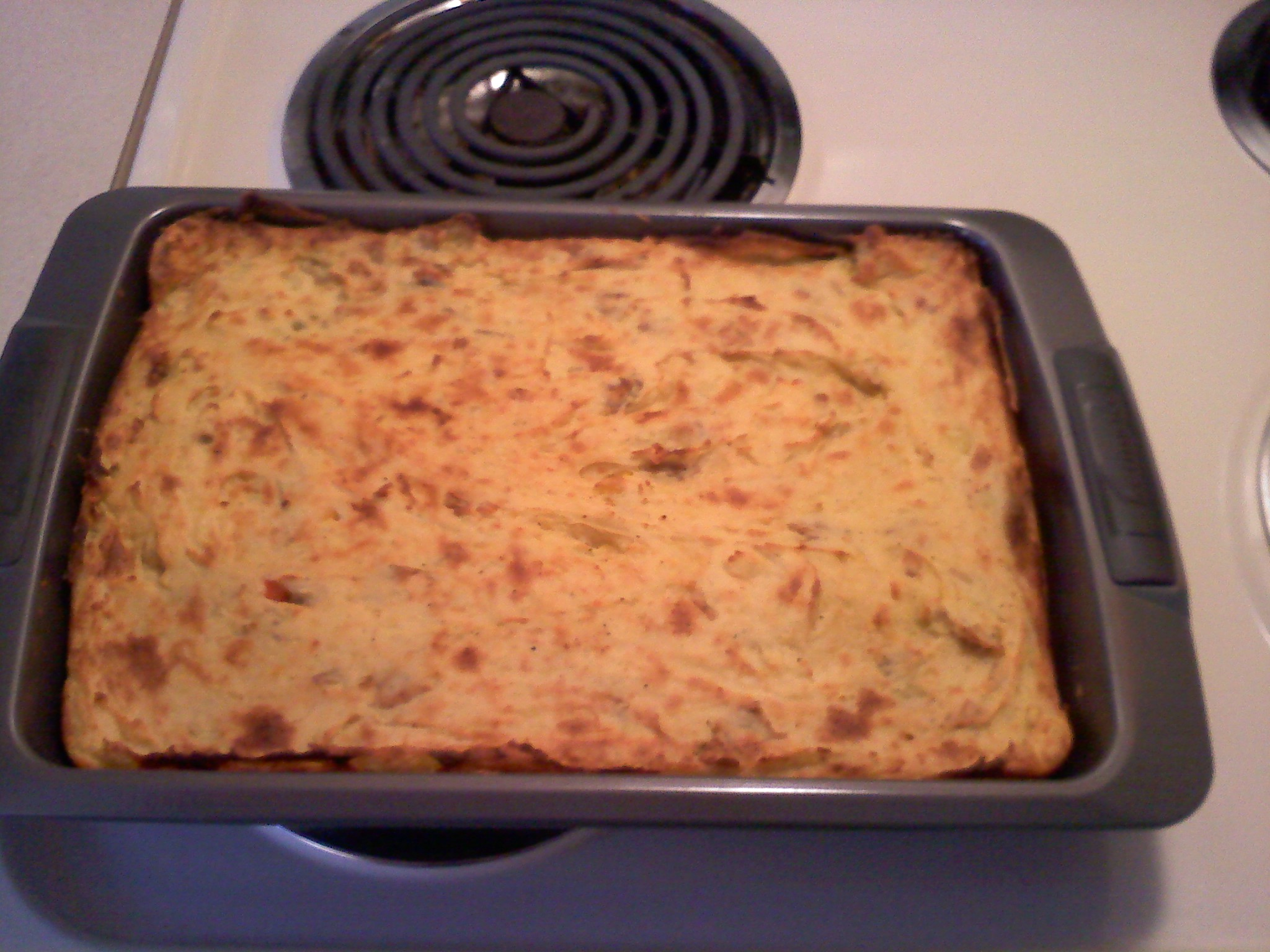 Nashua, NH :: Homemade Shepard's Pie, with real mashed potatoes!