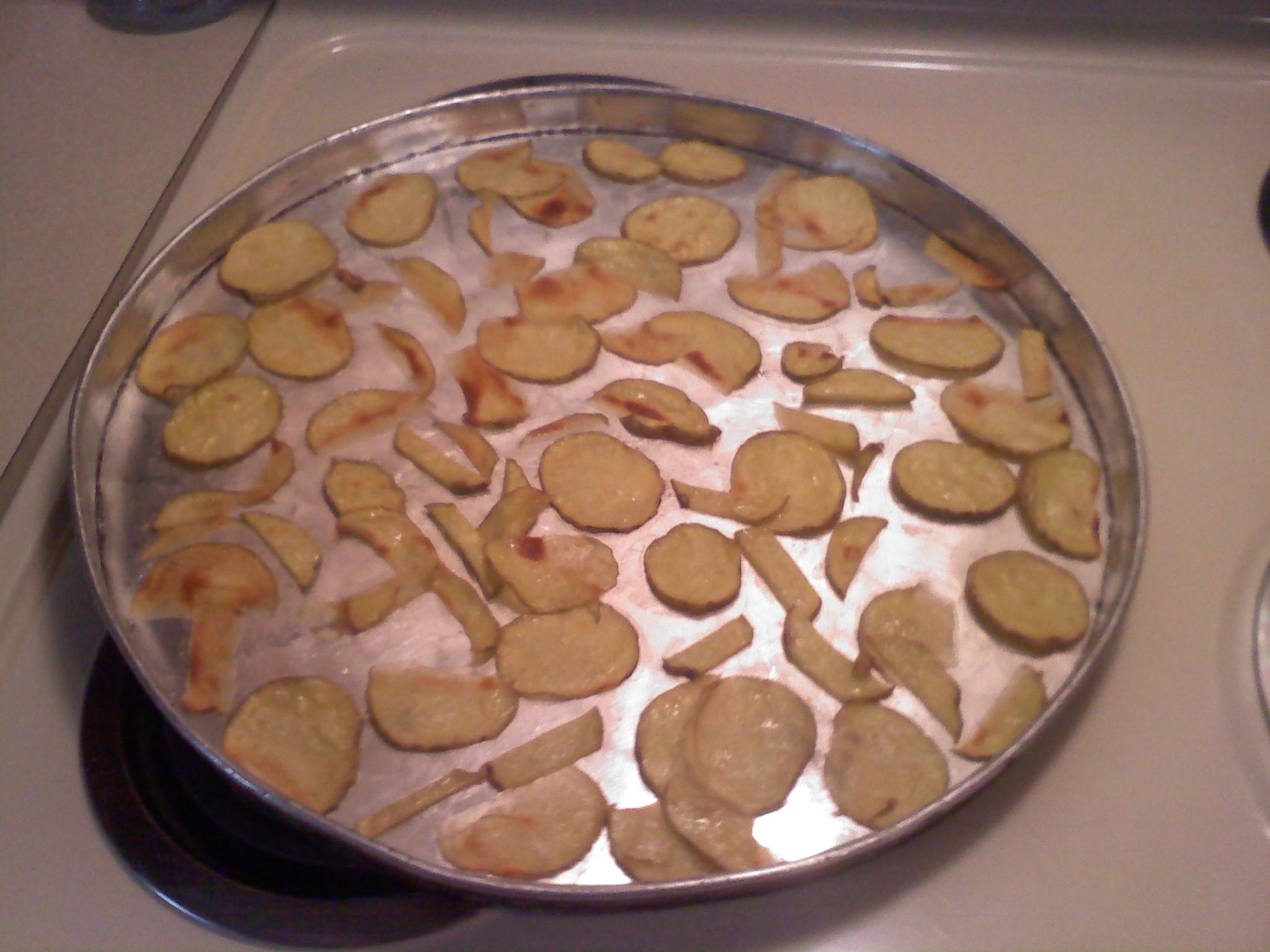Nashua, NH :: Homemade Potato Chips!