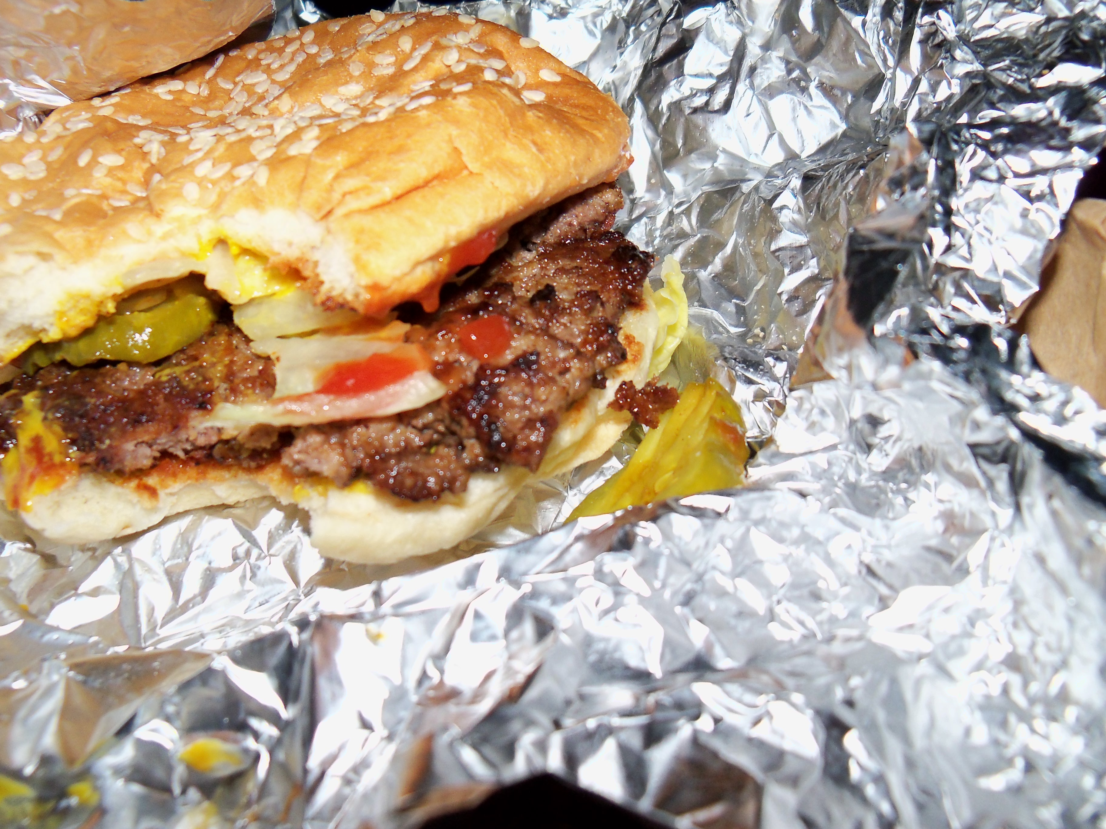Five Guys - Amherst Street Nashua, NH ::
