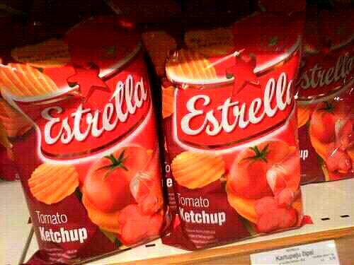 riga latvia :: tomatoketchup snacks
