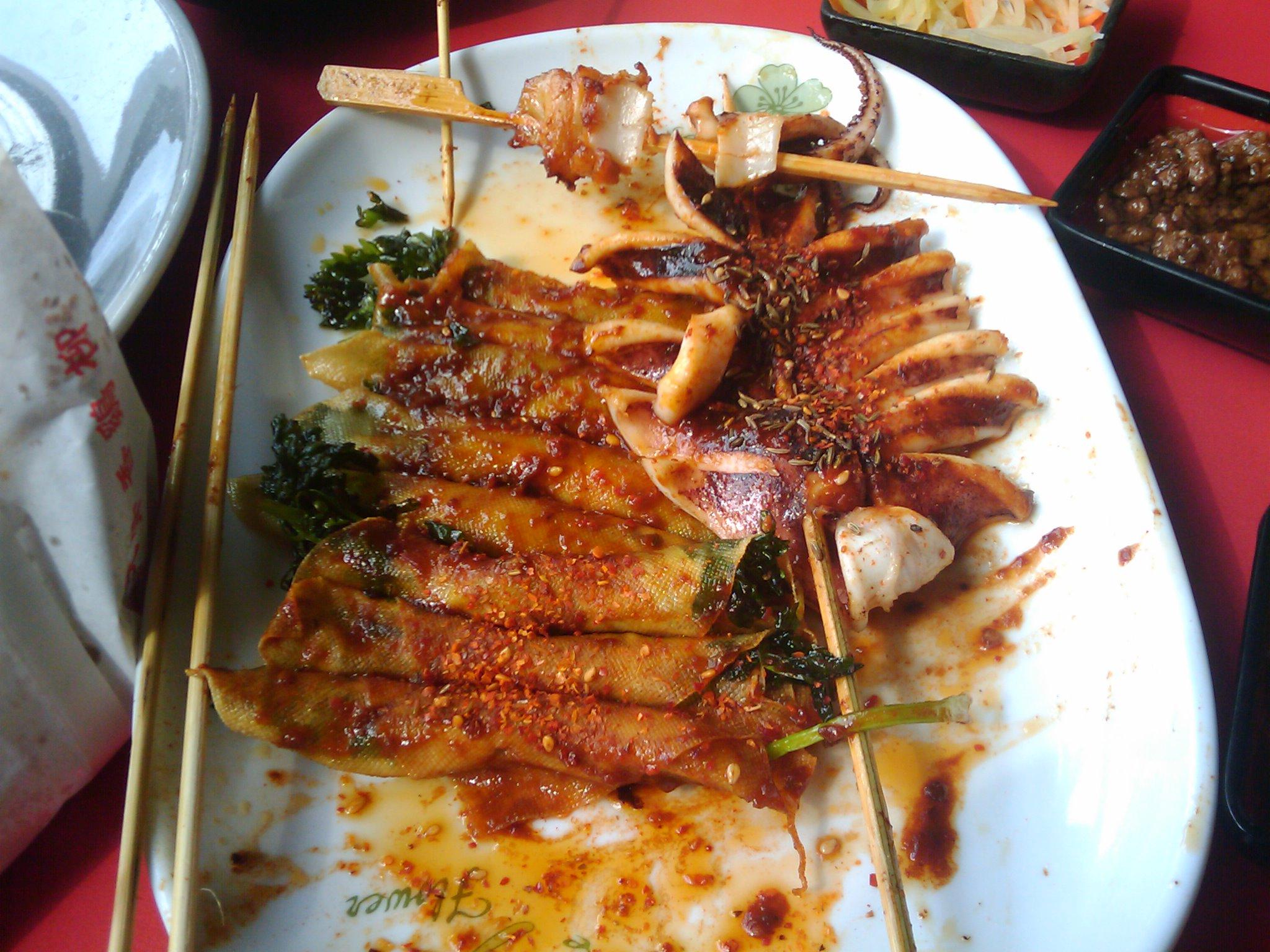 shenyang china :: some delicious garbage