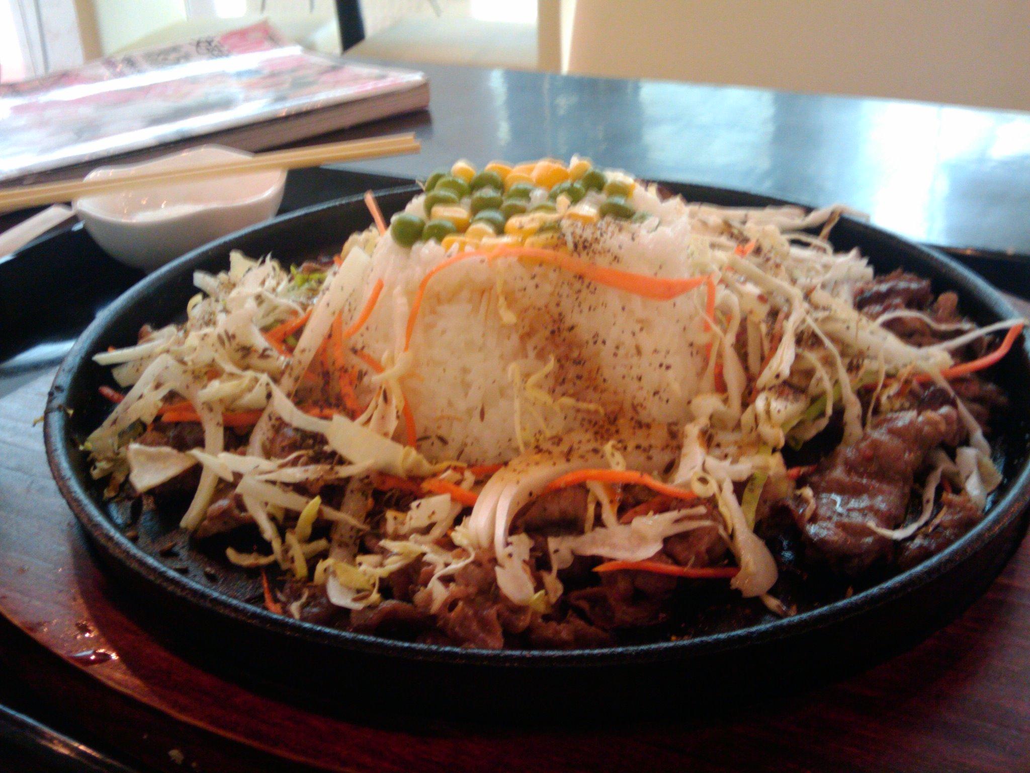shenyang china :: lamb rice