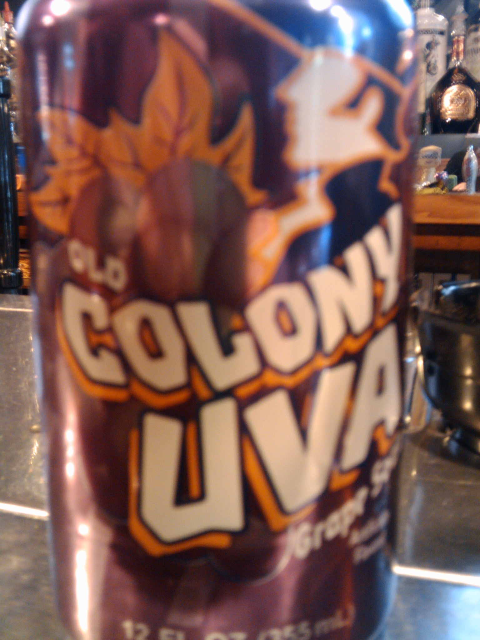 Allentown,Pa  :: Grape Soda