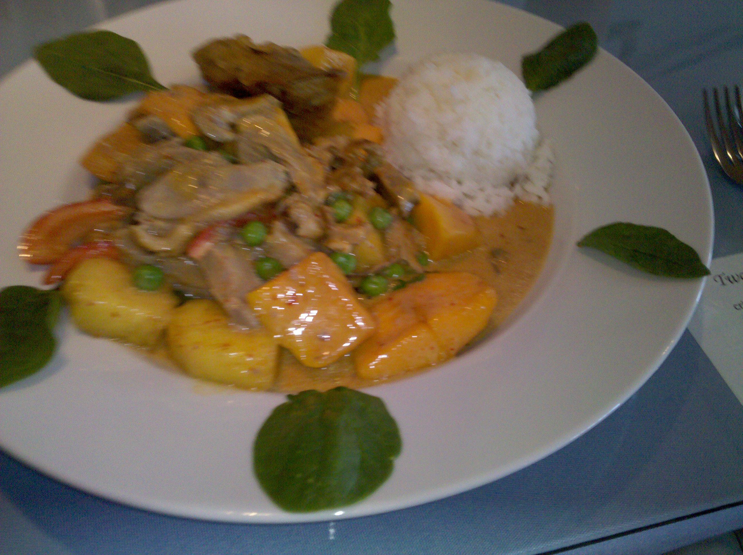 Albany ny :: blue mango curry