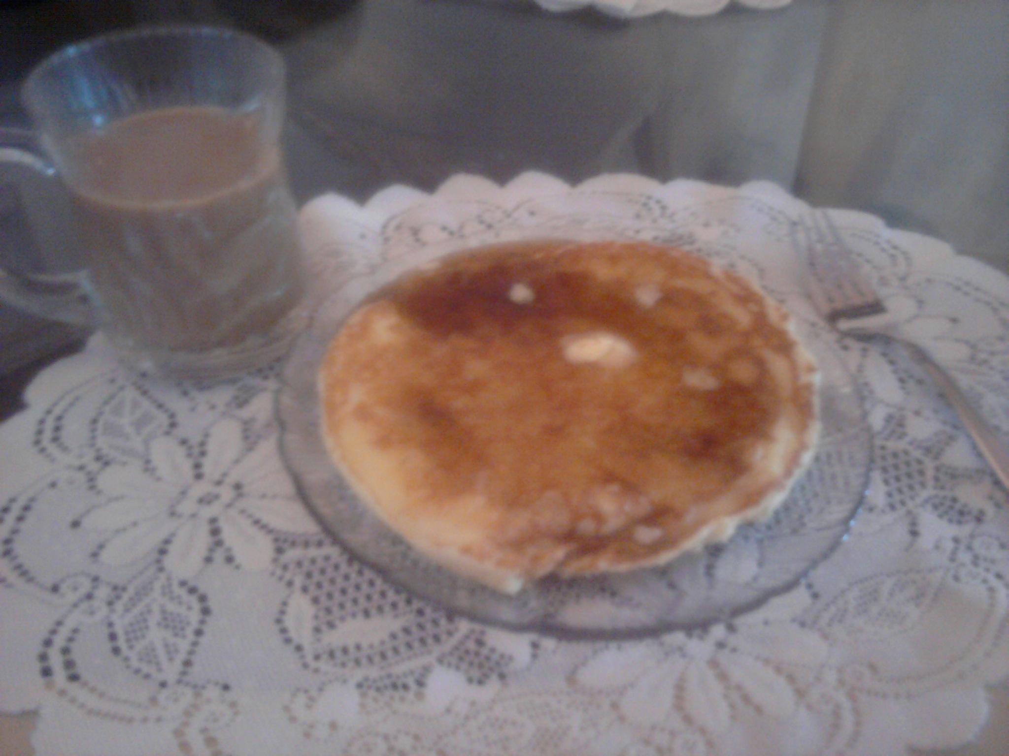 La Joya  :: pancakes and coffee