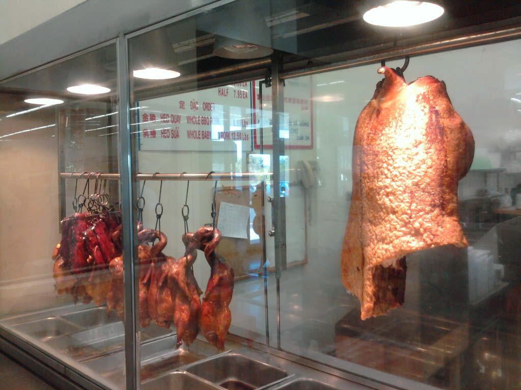 eastern ct :: chinese roast duck and crispy pork