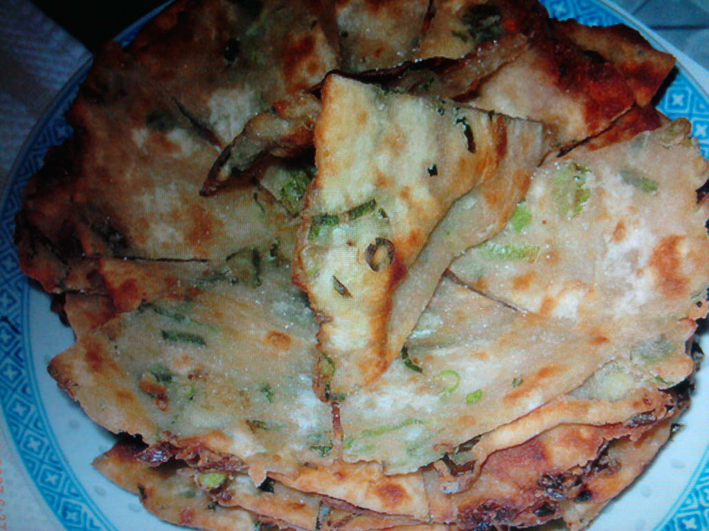 eastern ct  :: chinese scallion pancakes