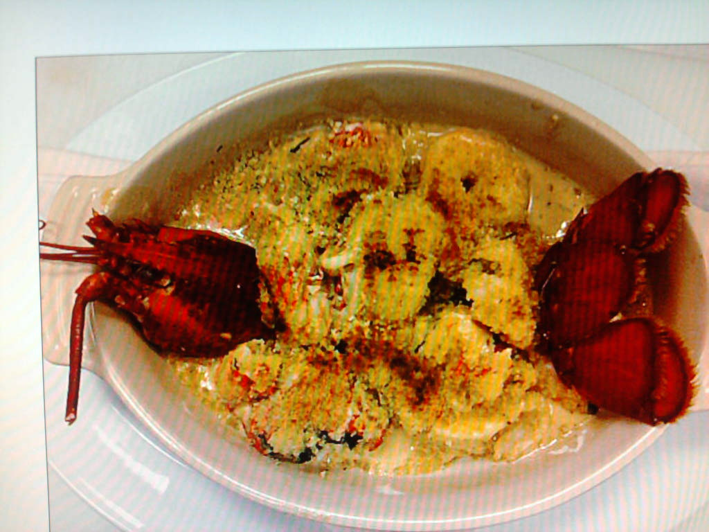 eastern ct :: my take on baked seafood newberg