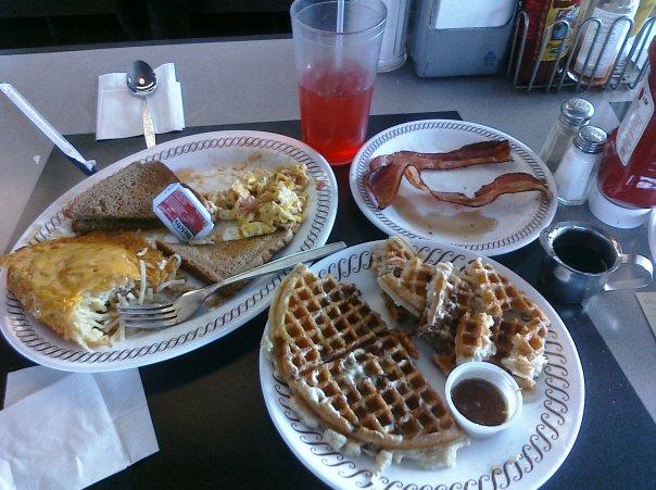 ALLENTOWN,PA :: All star breakfast