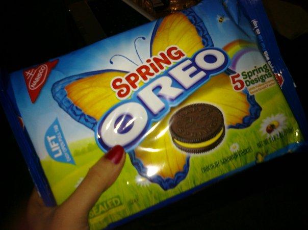 ALLENTOWN :: Spring Oreos!