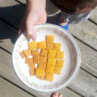 timur's chex mix