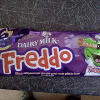 mmmm choc freddos wish they still did taz's