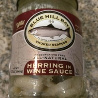 Herring in Wine Sause