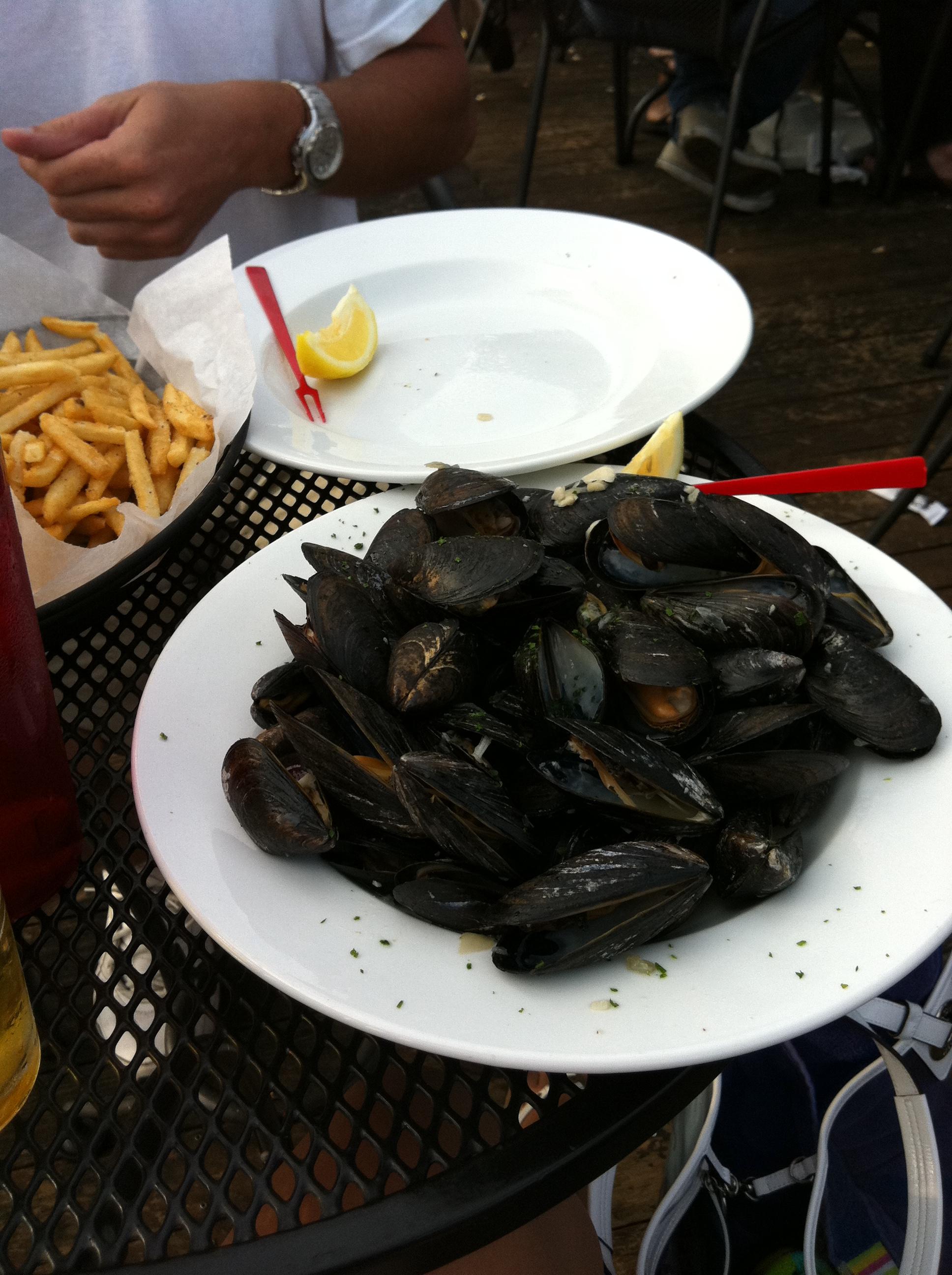Edgartown, Ma :: Seafood shanty!!