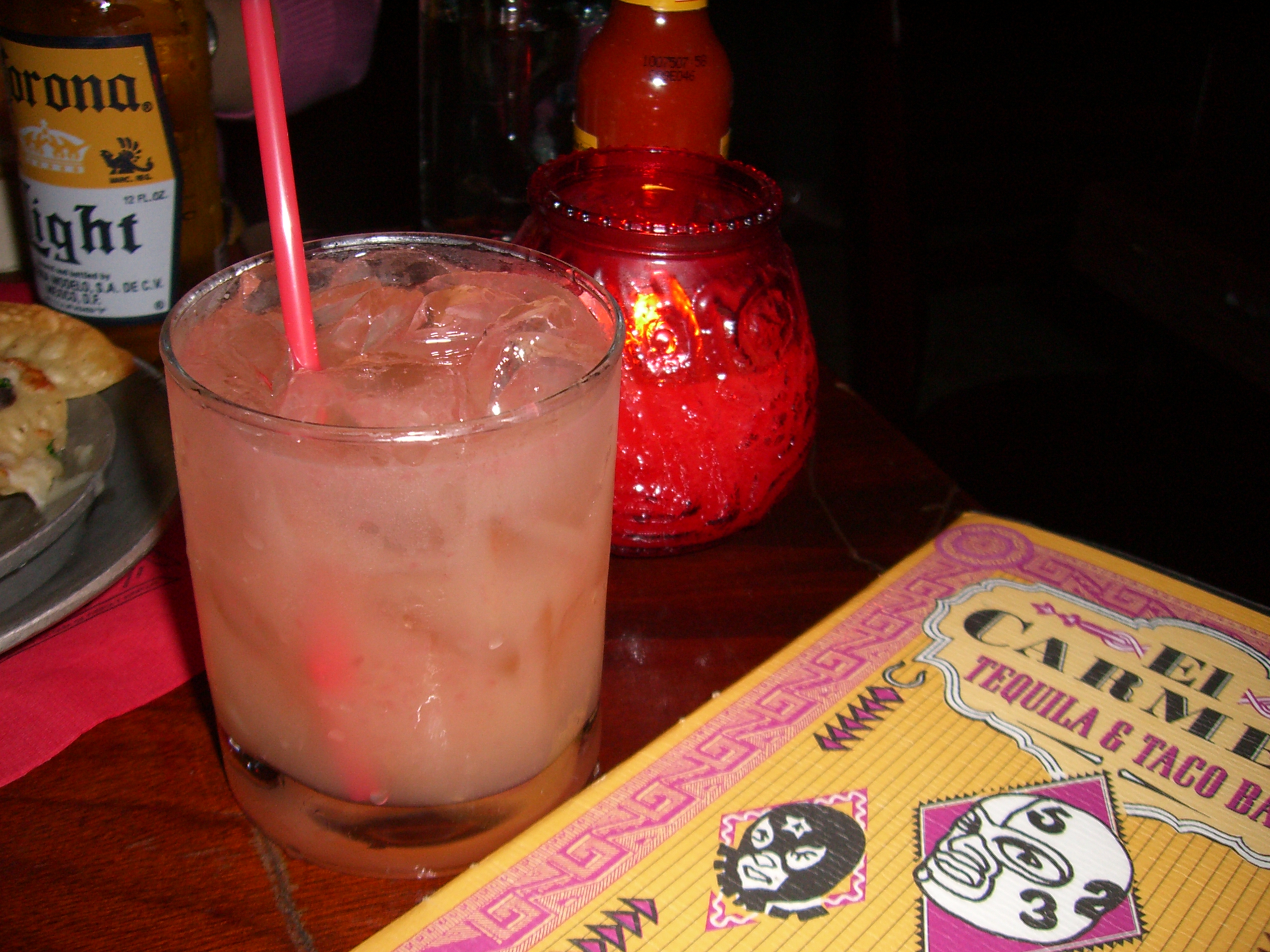 Los Angeles :: the best watermelon margarita in the world
