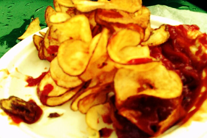 ALLENTOWN,PA :: fresh potato chips
