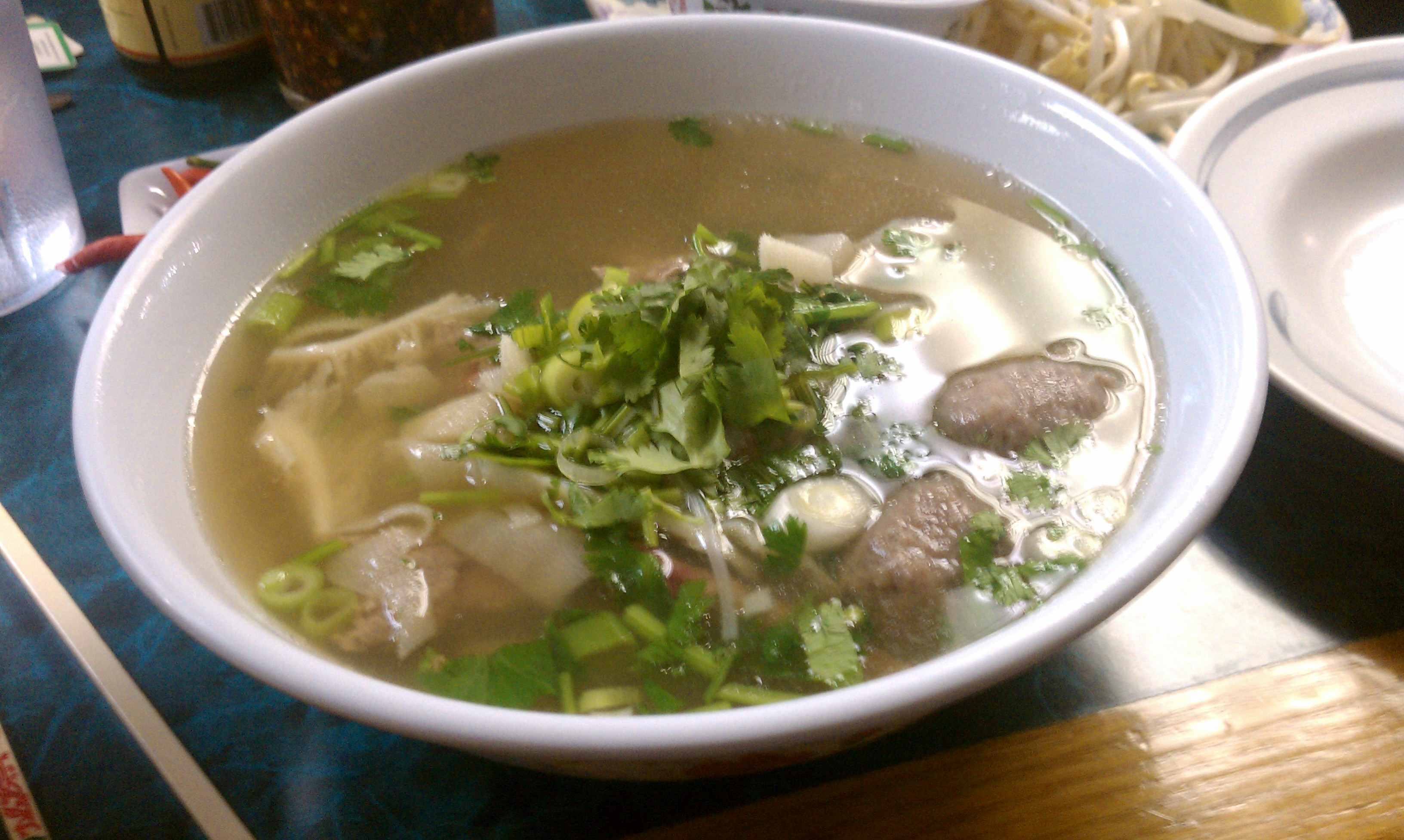 Elgin :: my pho before seasonings