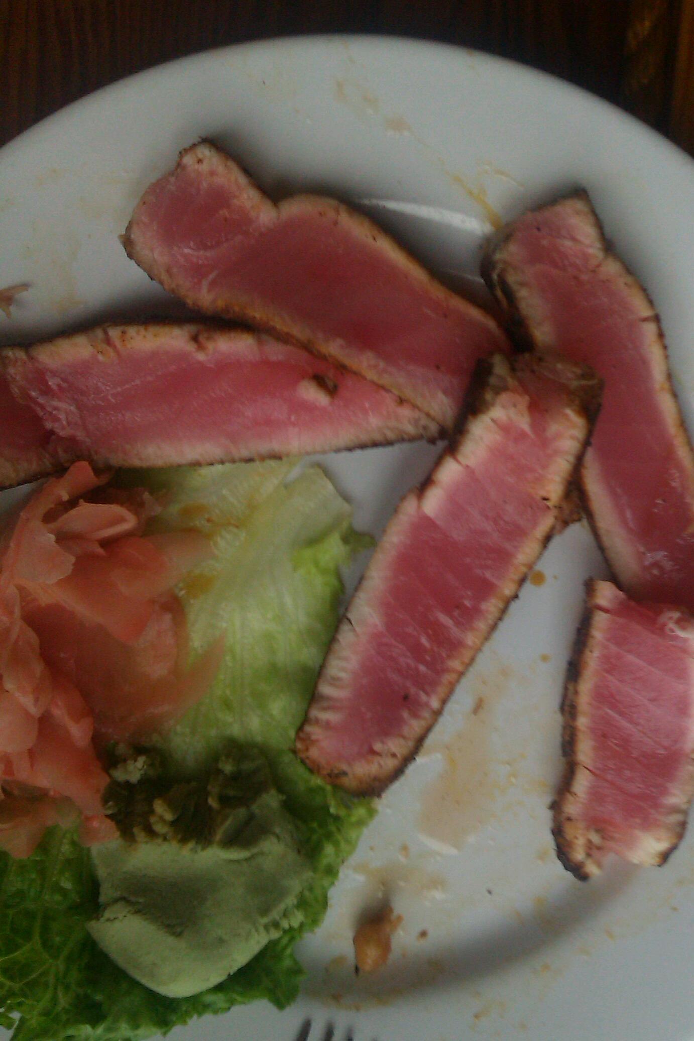 Rotten Ralphs, anna maria :: Seared Tuna