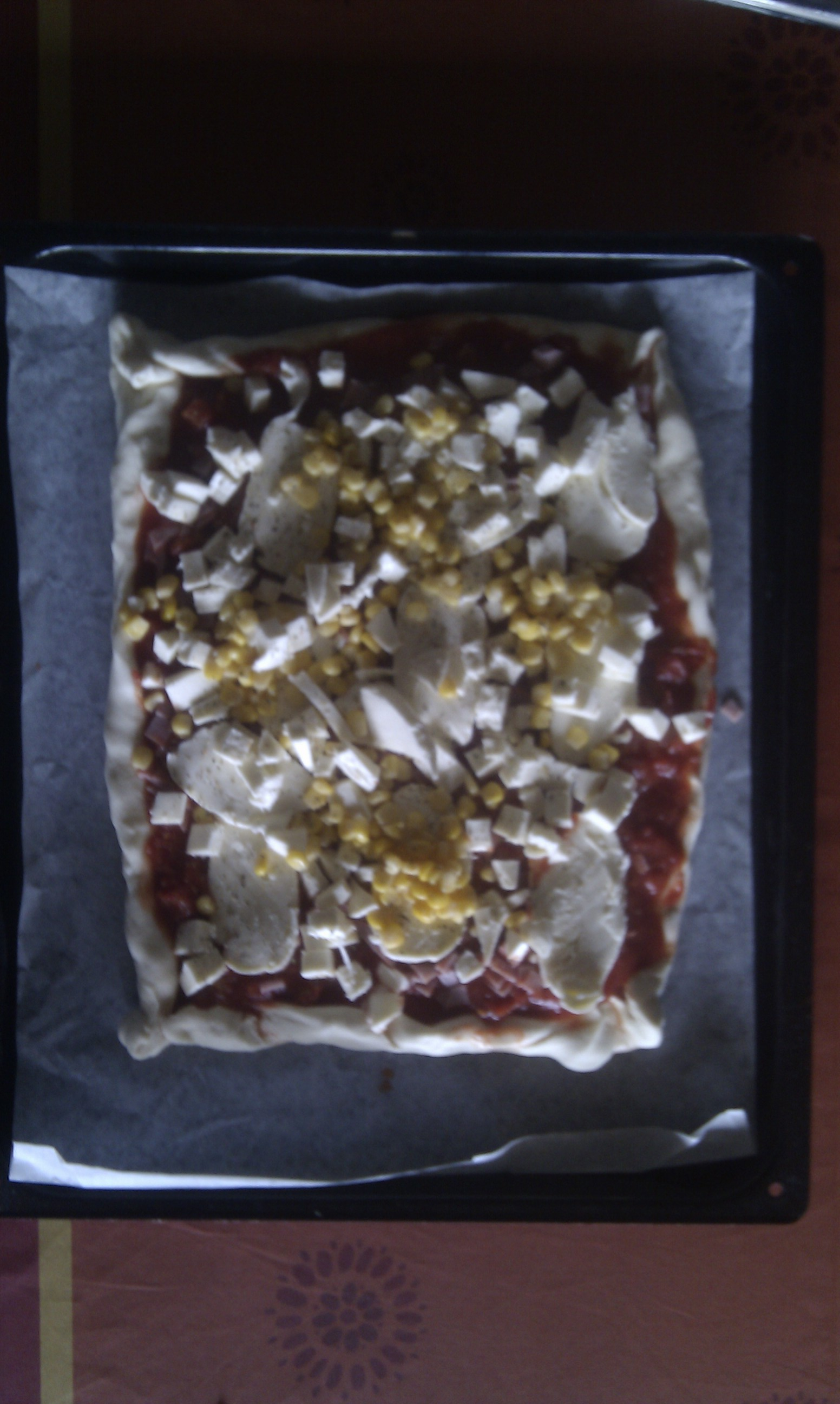 swiss :: a bizar pizza