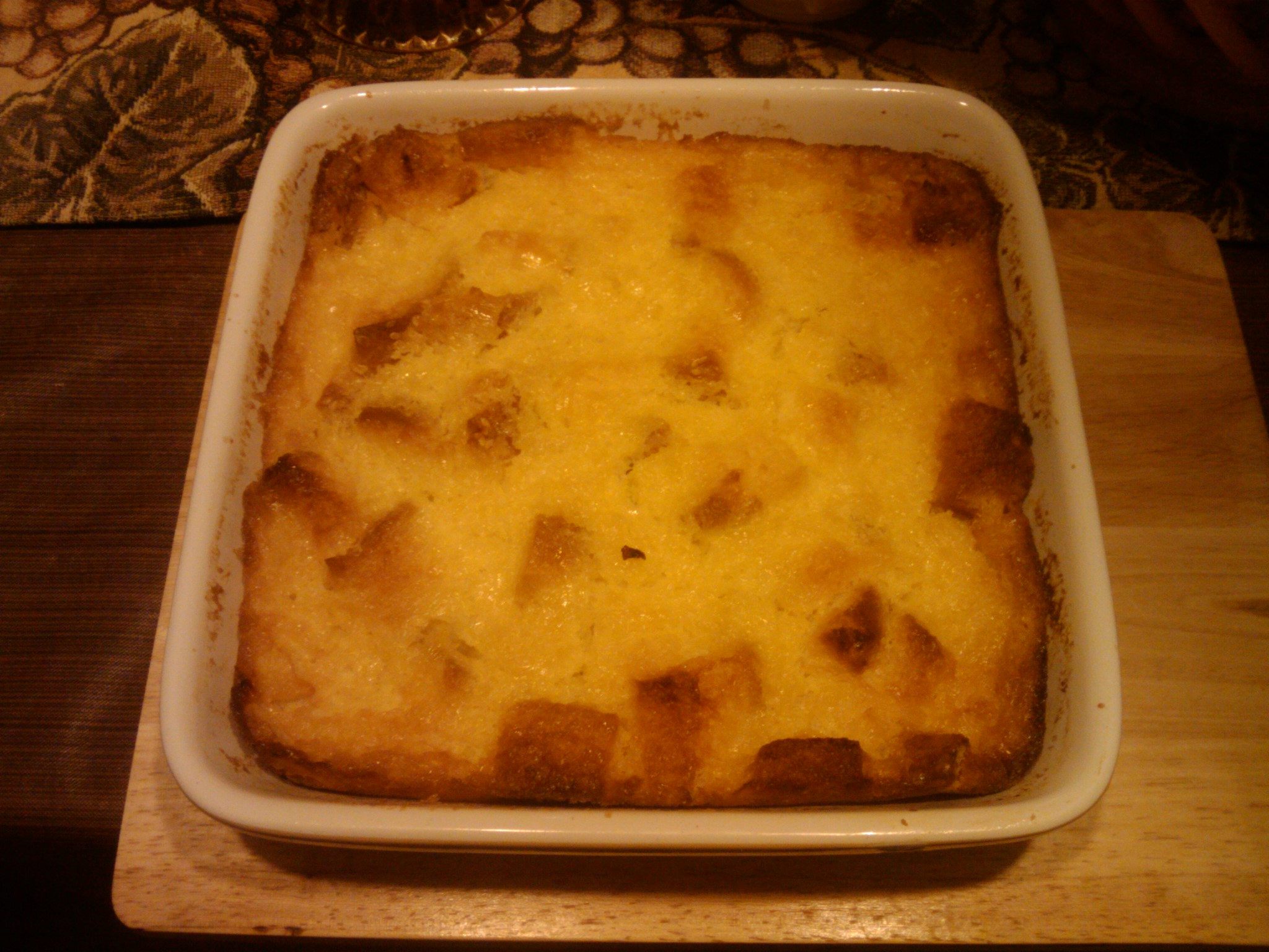 1St Ward :: Pineapple Casserole