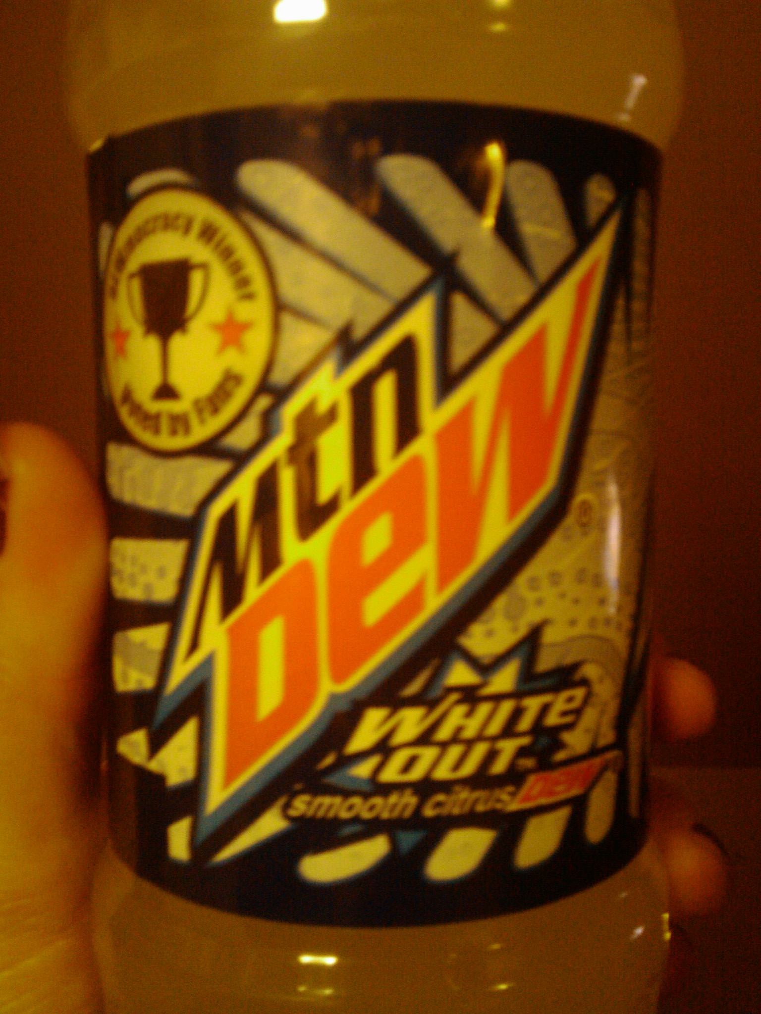 1St Ward :: mountain dew white out