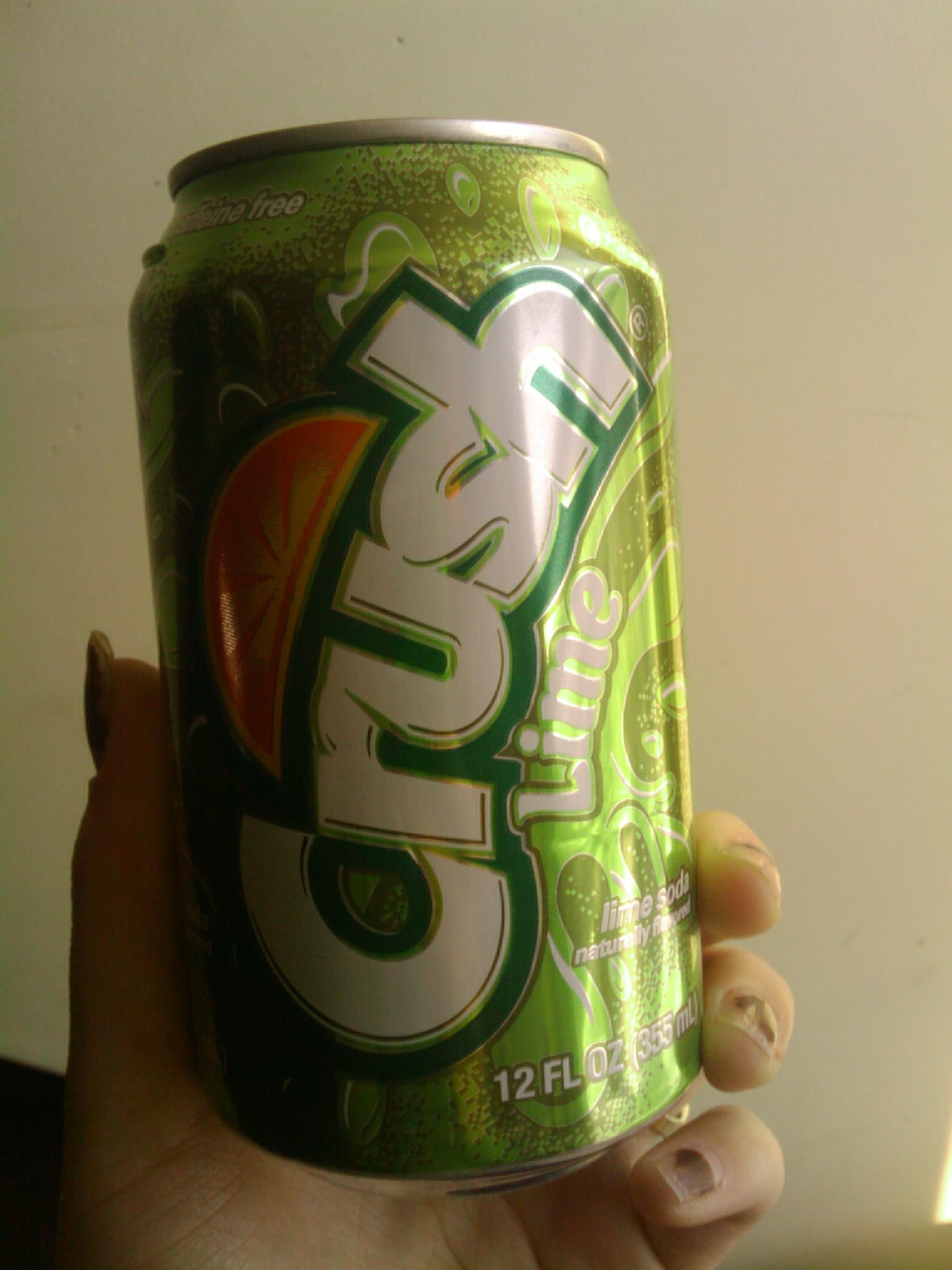 1St Ward :: lime soda