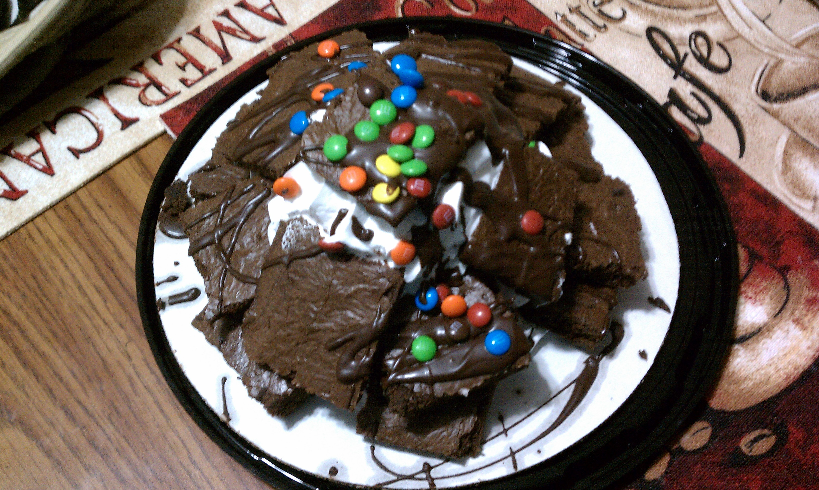 new Britain ct :: brownie dippers! Yum!