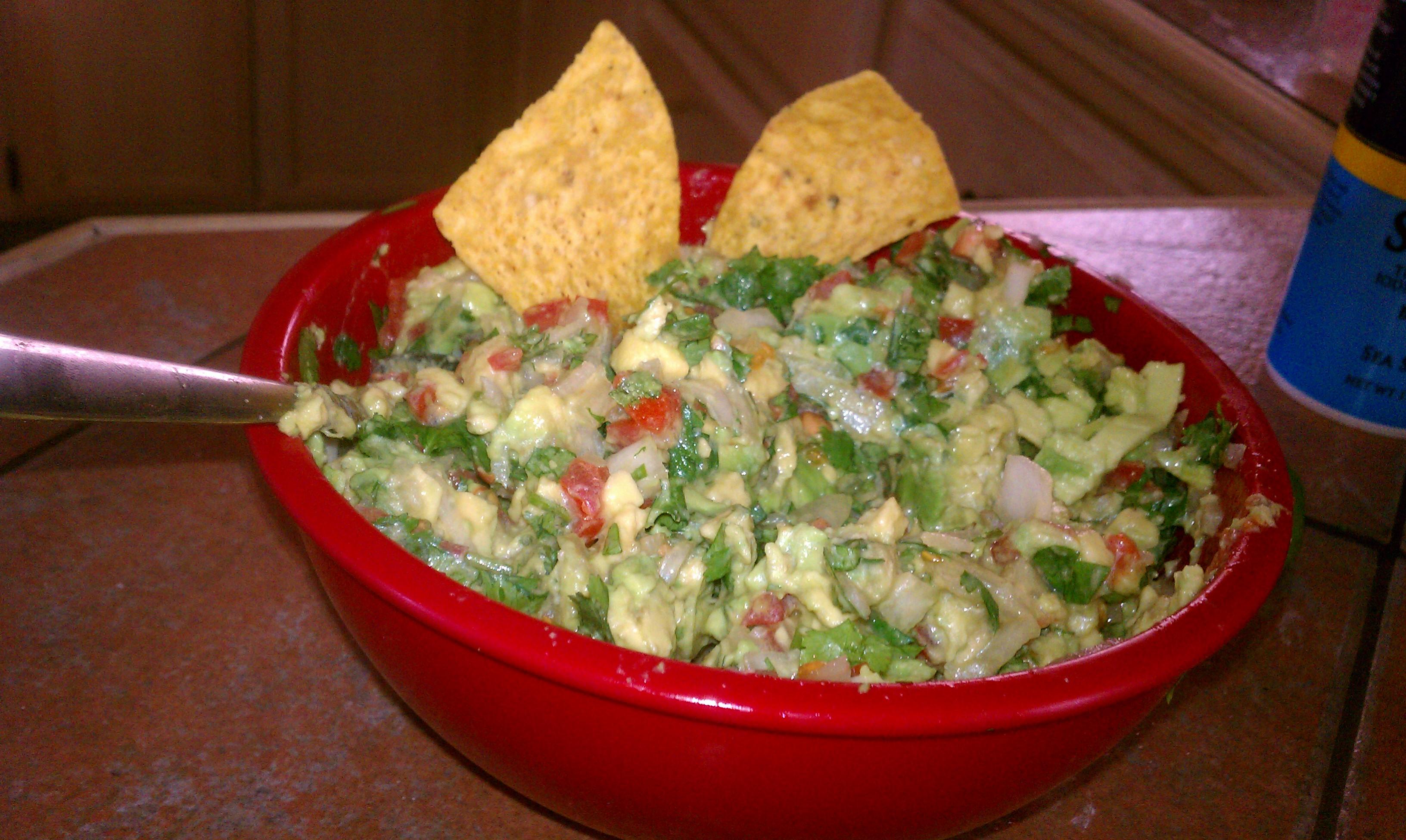 La Joya TX. :: Avocado salad it was amazing!