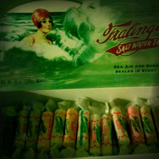 Michigan :: fralingers salt water taffy old school yummy!