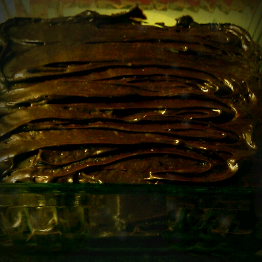 Michigan! :: frosted brownies yummmmmyy now I just need a glass of milk