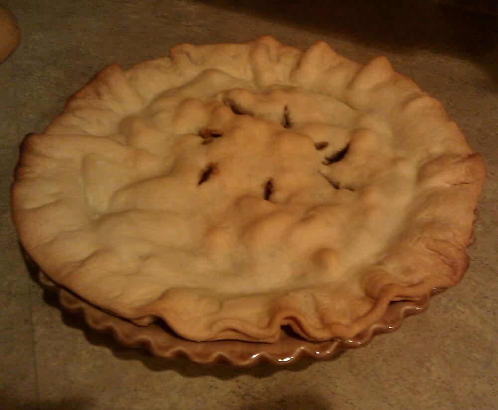AZ :: Apple pie Homemade Apples inside freshly cut and cooked in brown sugar!