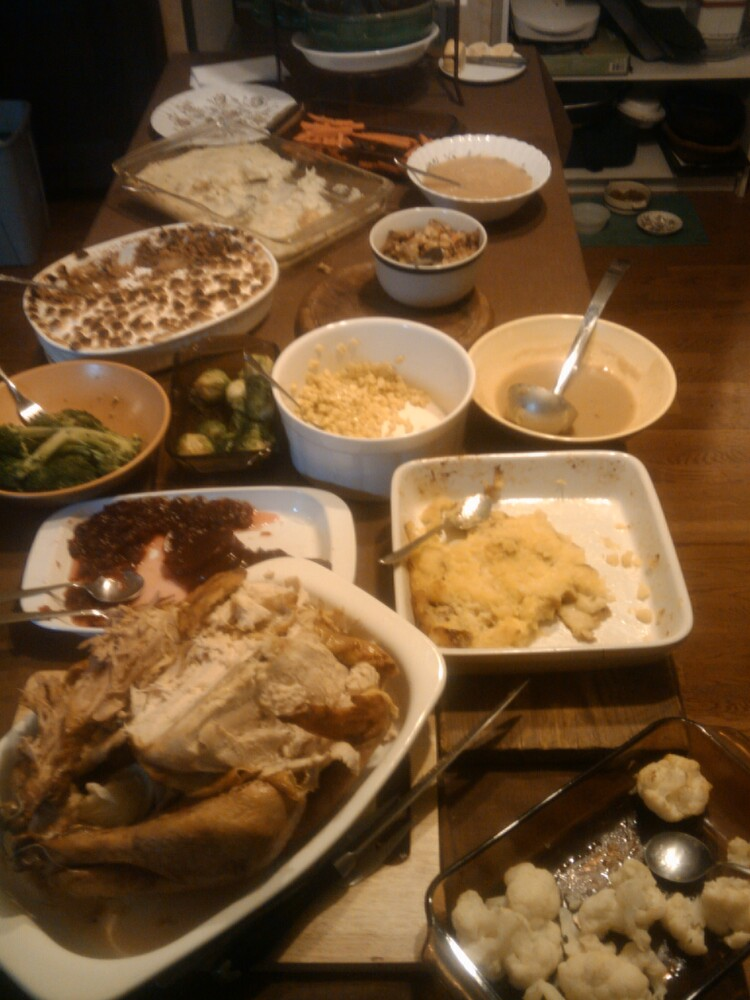 1St Ward  :: Happy Thanksgiving!! Feast on!!!