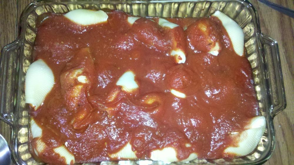new britain ct :: stuffed shells