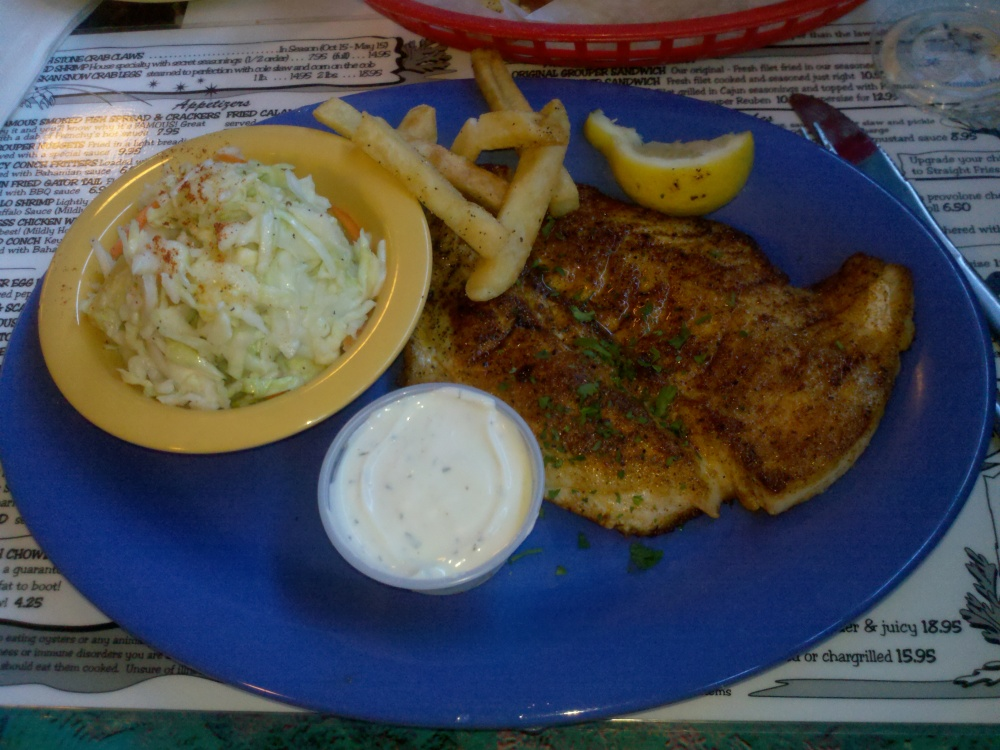 Frenchy's, Clearwater, FL :: Red Snapper