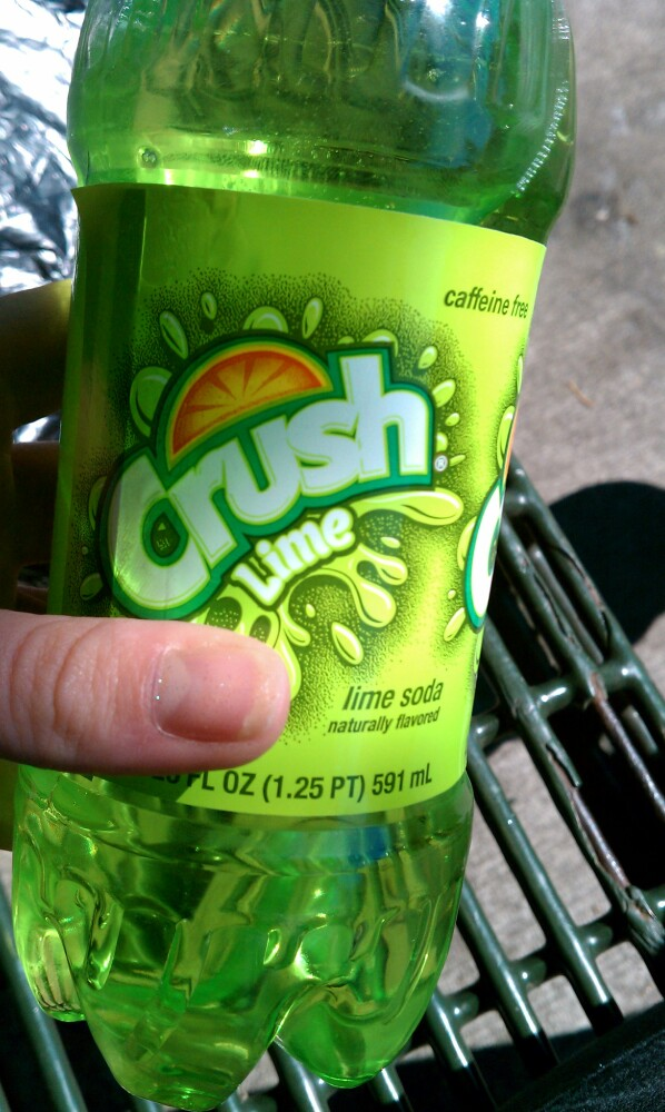 Work walk, wa :: Lime crush is ridiculous!
