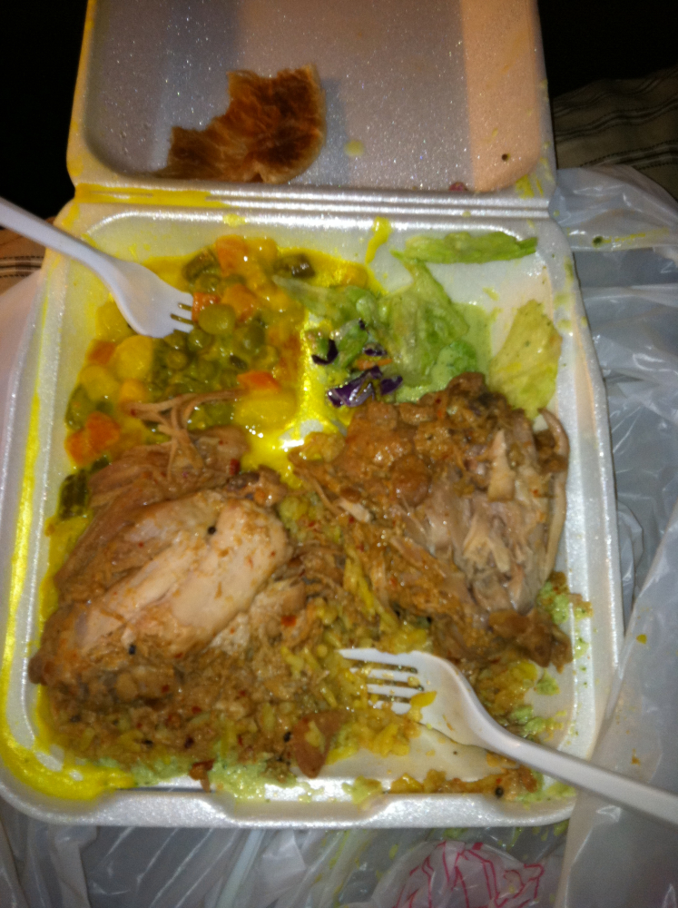 Hawaii :: Indian food FTW.