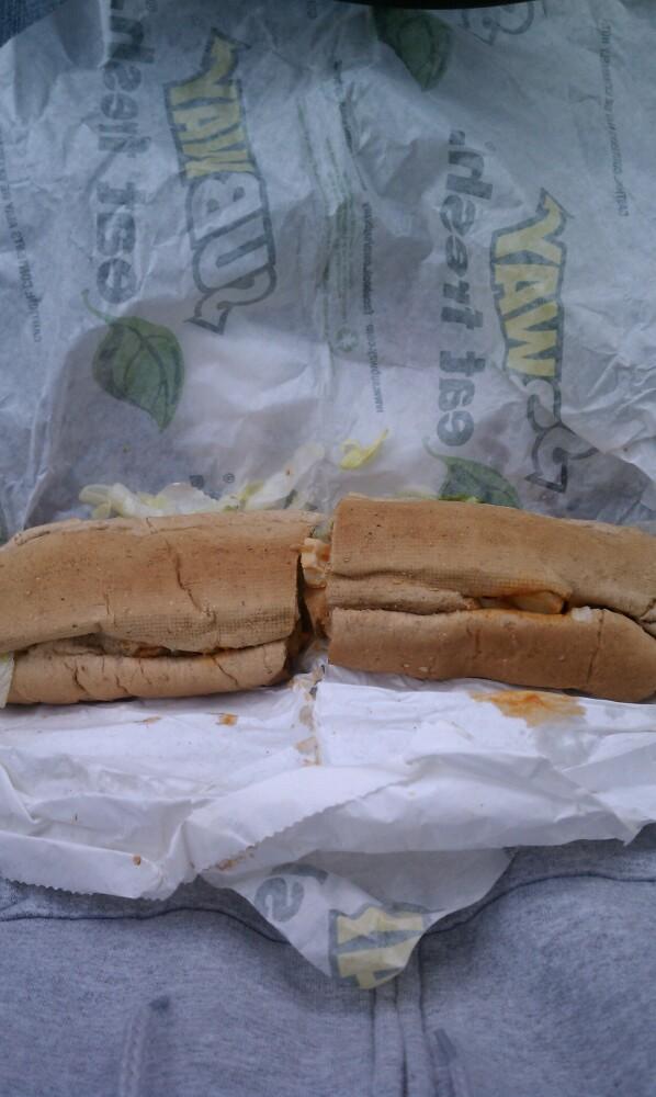 subway newington CT :: subway buffalo chicken footlong. buy 1 get 1 free today!