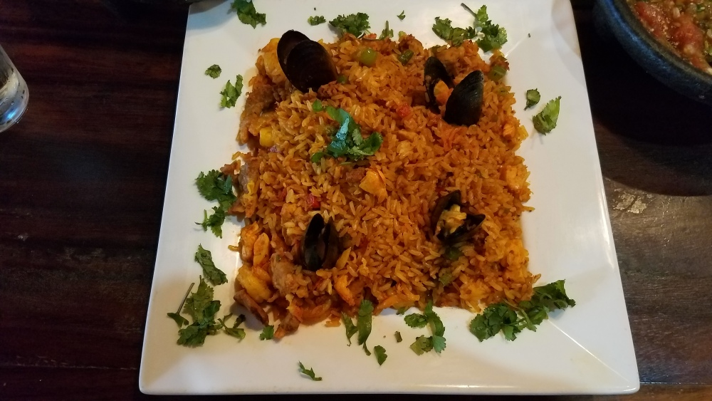 Guadalajara Grill, Tucson, AZ :: Mariscos Paella